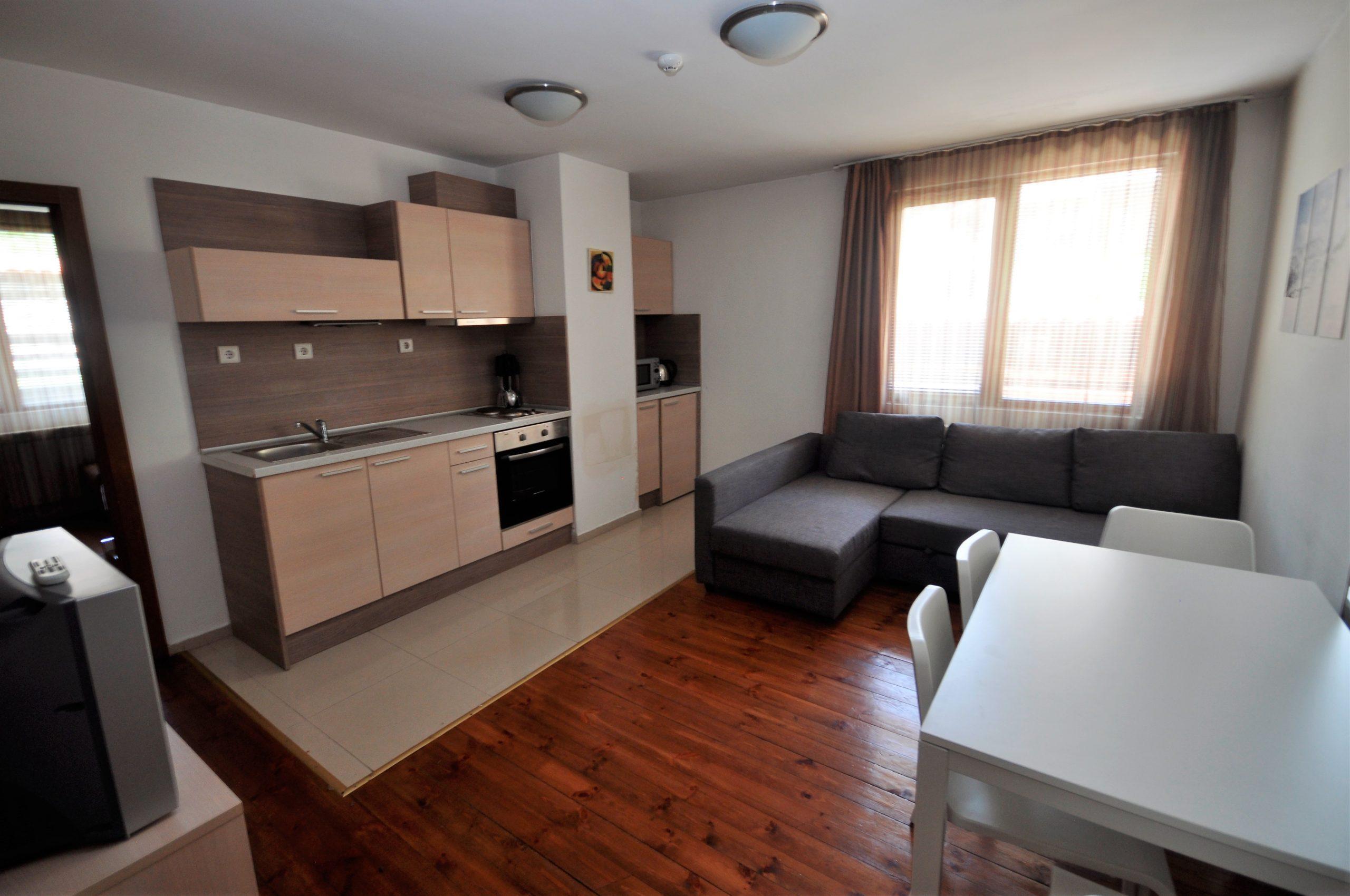 Bansko 1 Bed Apartment For Sale: Eagles Nest Complex