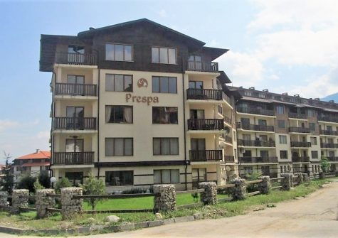Bansko 1 Bed Apartment For Sale: Prespa Complex