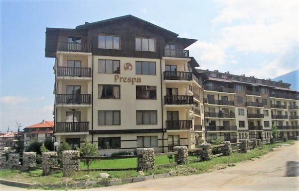 Prespa Complex 1 Bed Apartment Ref# PrespaC17 Reservation Fee 1