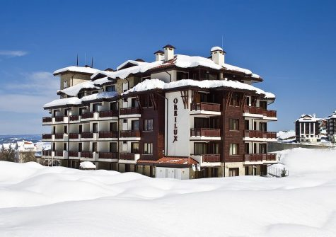 Bansko Property For Sale Orbilux Complex 1 Bed Apartment