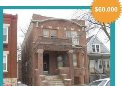 Chicago Buy to let investment property