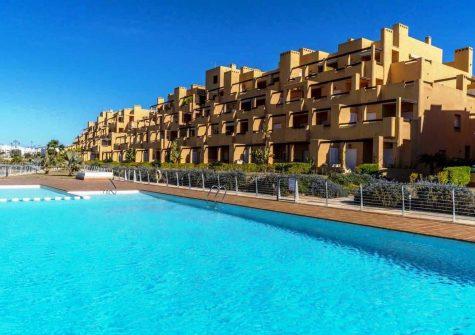 Golf Resort Murcia Spain