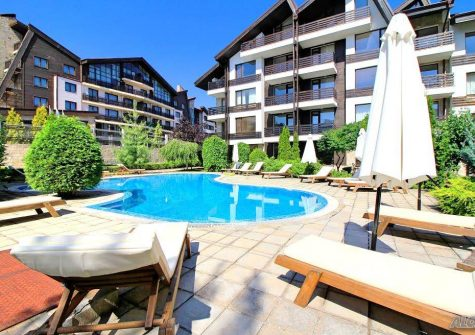Bansko – Studio Apartment Aspen Suites