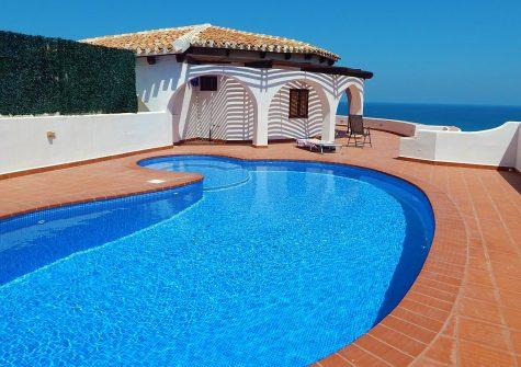 Mojacar Spain Costa Almeria Luxurious Villa For Sale