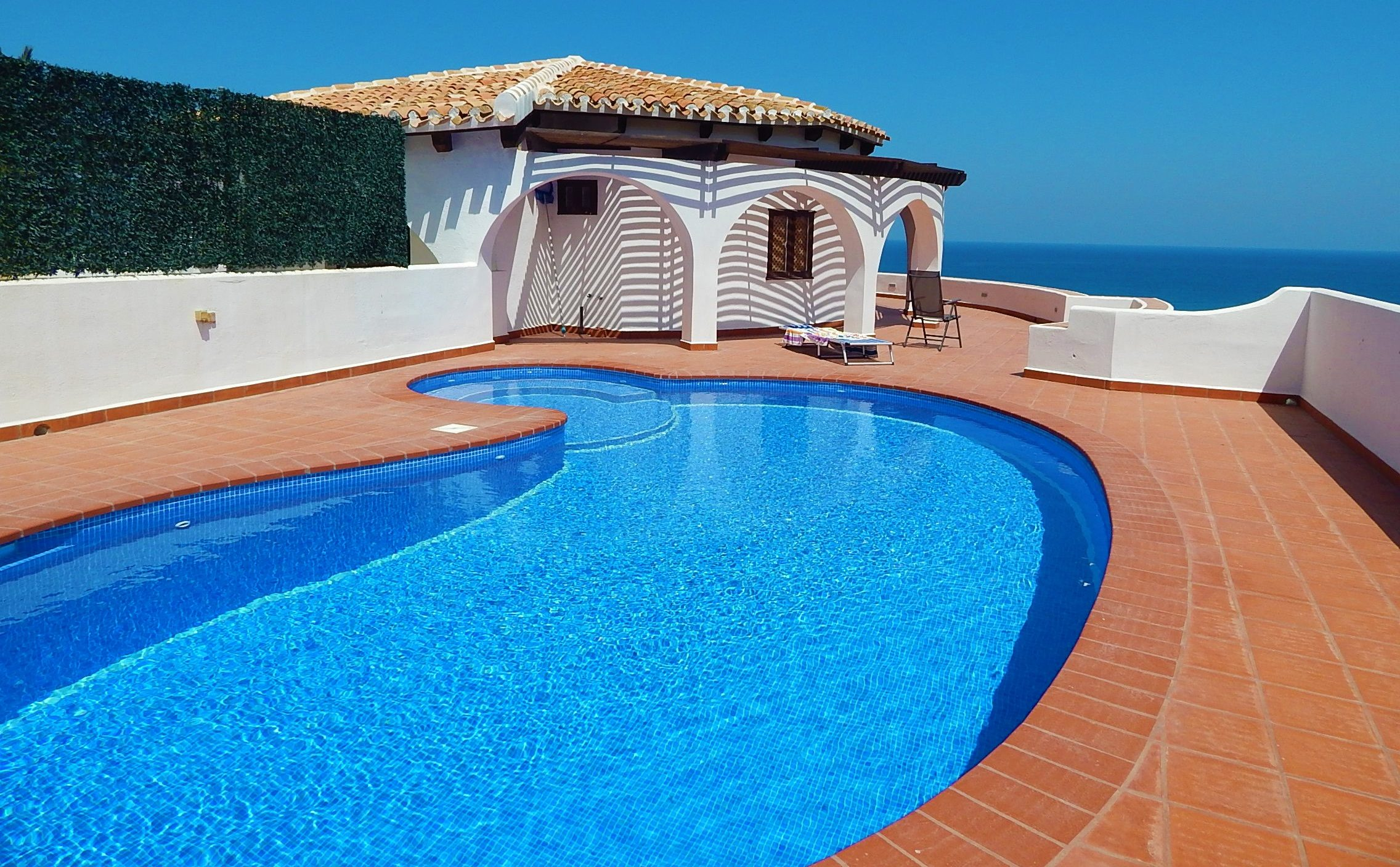 Mojacar Spain Costa Almeria Luxurious Villa For Sale