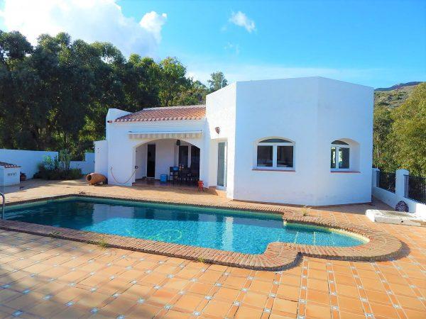 Villa for sale in Mojacar, Spain. Ref# 7798 1