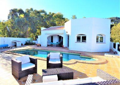 Spanish Villa for sale Mojacar
