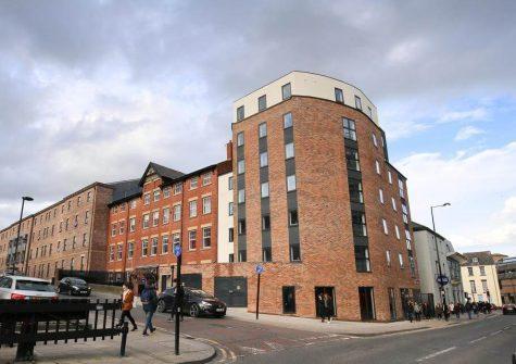 U.K. – Student Accommodation