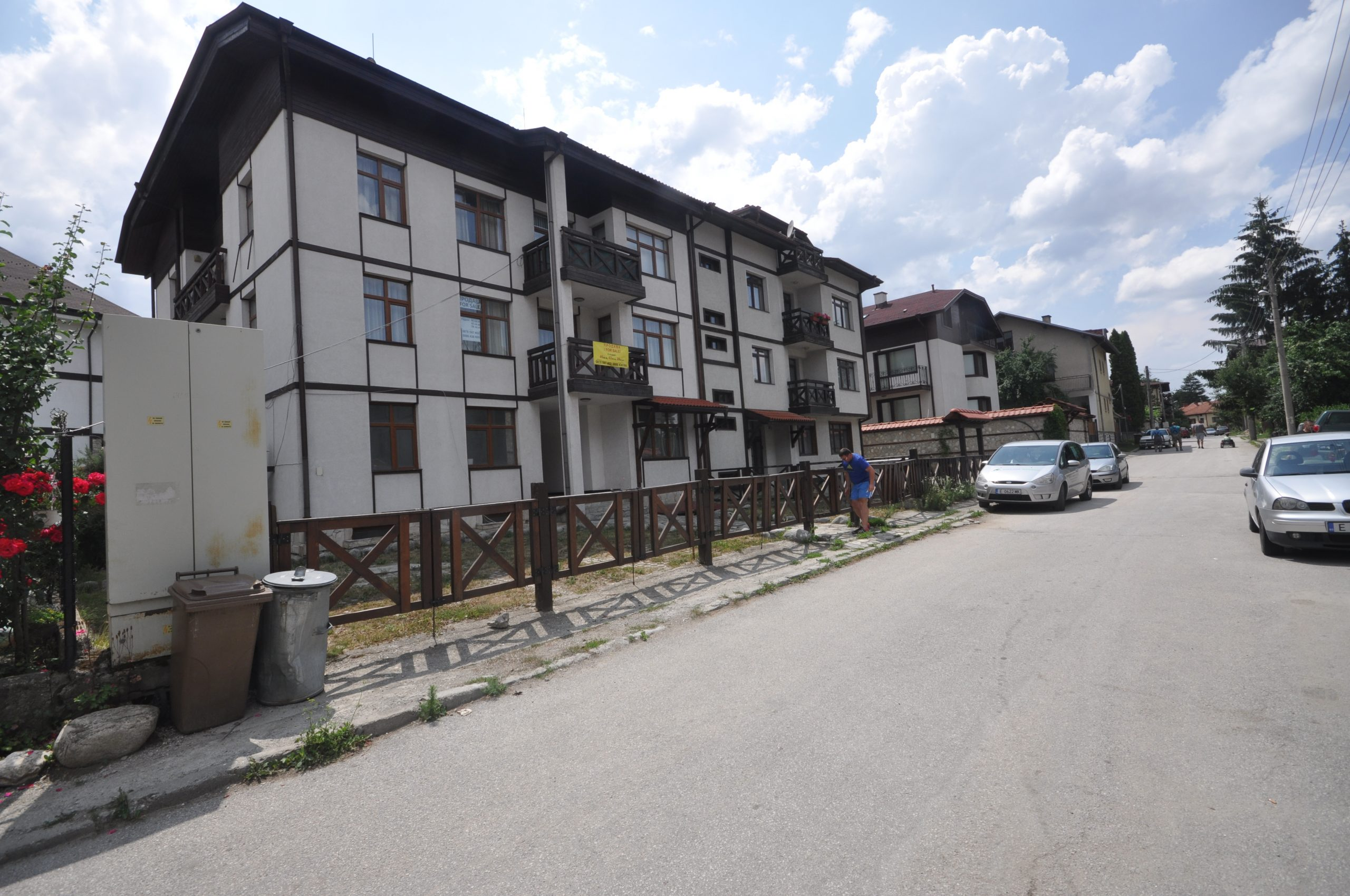 1 Bedroom Duplex For Sale White House Complex Bansko