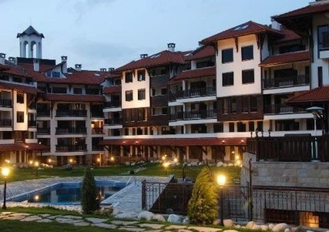 2 Bedroom Property for Sale Bansko Royal Towers