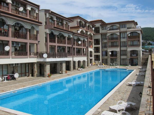 1 Bedroom Apartment St Vlas Panorama Bay1 Ref# 6585769 Reservation Fee Payment 1