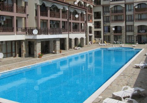 1 Bedroom Apartment for sale St Vlas Sunny Beach