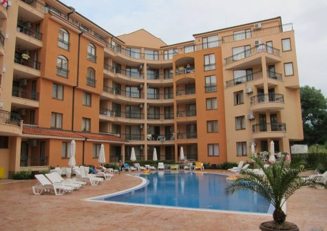 1 Bedroom furnished apartment for sale in Sunny Beach