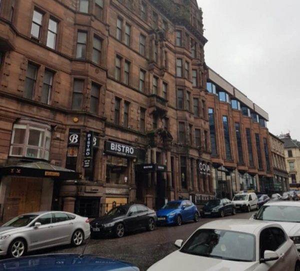 Development / Conversion Site - Glasgow Ref# 12071 Reservation Fee 1