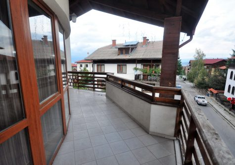 Bansko Eagles Nest 2 Bed Apartment For Sale