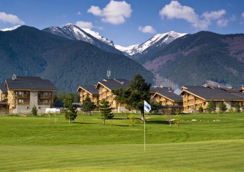 Bansko 1 Bed Apartment For Sale: Pirin Golf and Country Club