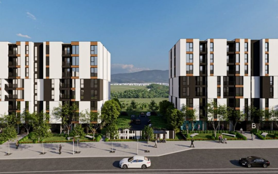 Atlantis Barcode | Sofia | Off Plan City Apartments For Sale