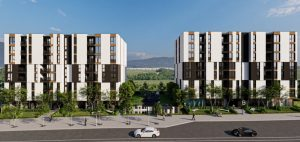 Atlantis Barcode | Sofia | Off Plan City Apartments For Sale 3