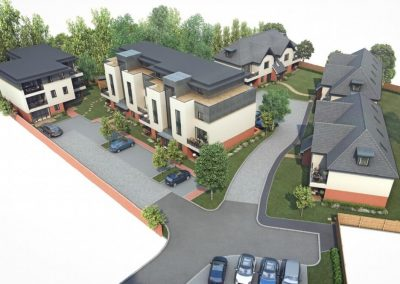 Development Site For Sale Newbury Park With Approved Planning For 35 Apartments 2