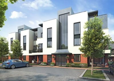Development Site For Sale Newbury Park With Approved Planning For 35 Apartments 1