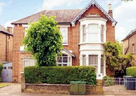 Large 8 Bedroom House For Sale In London W3