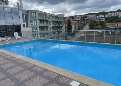 Large 1 Bedroom Apartment With Stunning Views, Varna 1